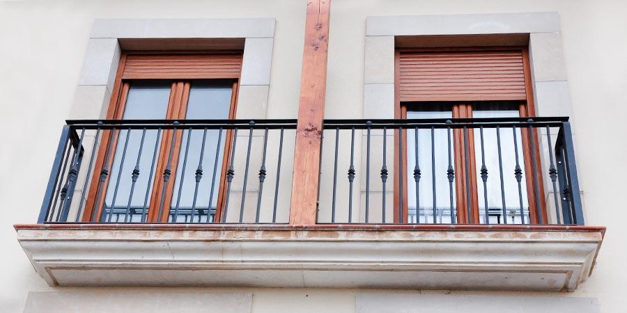 Balcones de forja arte metal - Balcones de forja antiguos ...