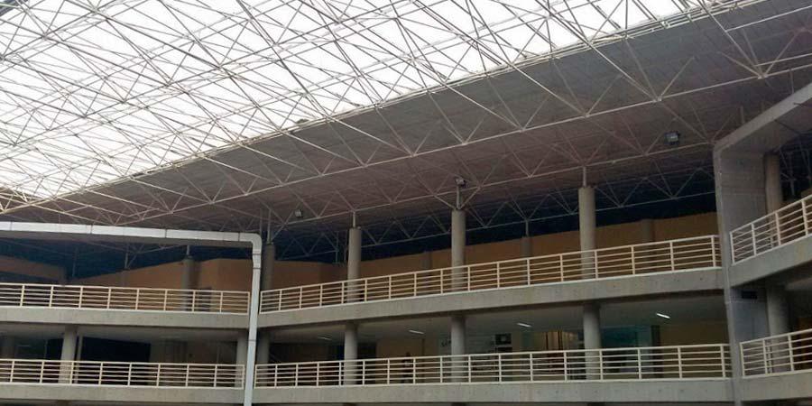 Estructura espacial Construcción Cantabria, empresas construcción ...